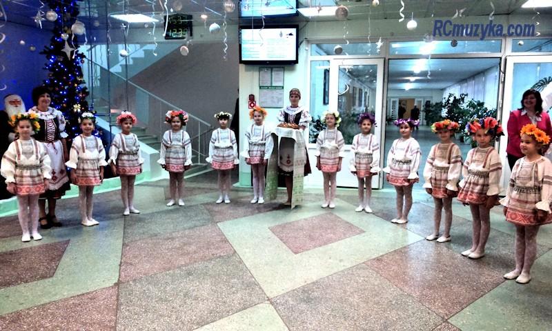 Ансамбль белорусской песни «Спадчына»