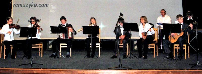 Детский творческий коллектив Ансамбль народных инструментов