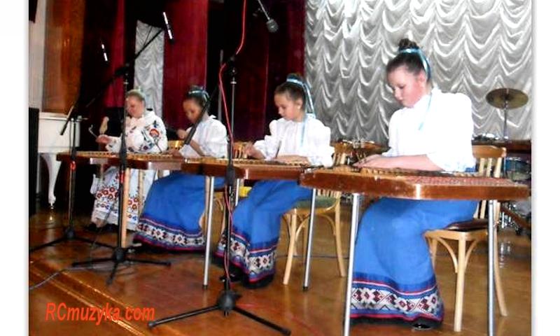 Цимбальный ансамбль «Пралескi»