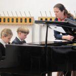 Фортепианные дуэты