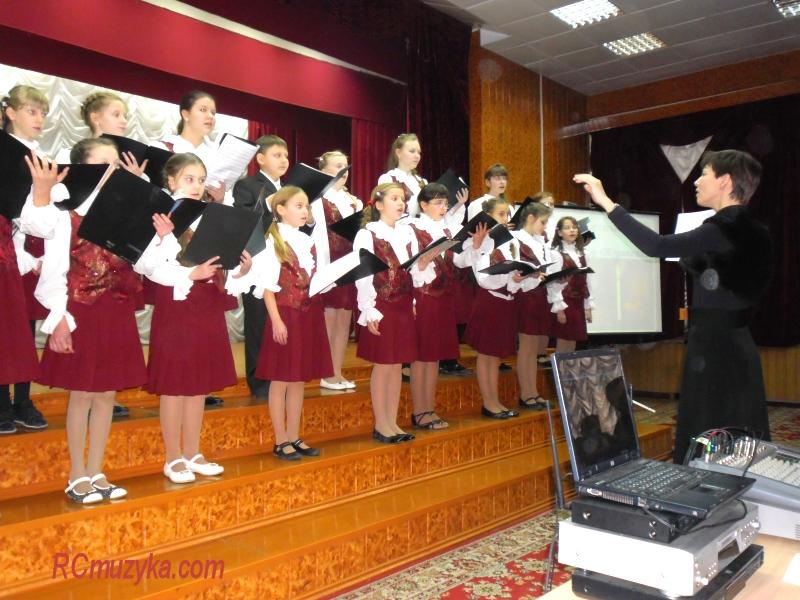 Образцовый детский хор «Журавинка»