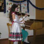 Рождество у клавесина