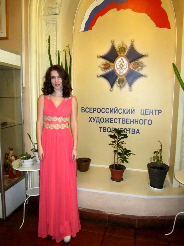 Анастасия Шалушкина
