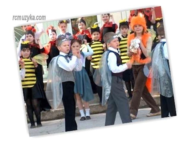 Детский музыкальный театр «Веселинка»