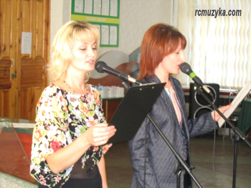 Эстрадный вокальный педагогический дуэт