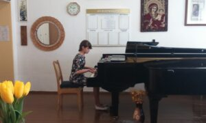 IV открытый районный конкурс фортепианной музыки «Играем с удовольствием»