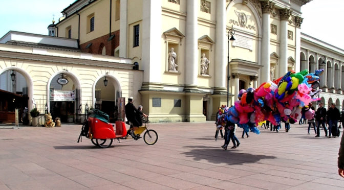 Варшава дышит музыкой…