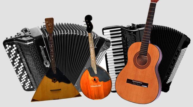 Кроссворд на тему народные музыкальные инструменты
