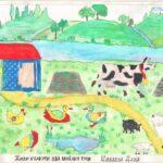 Шибаева Даша - Жили у бабуси два веселых гуся