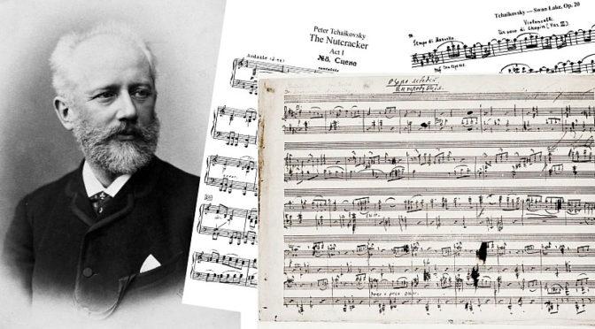 Список произведений П.И.Чайковского. К юбилею композитора