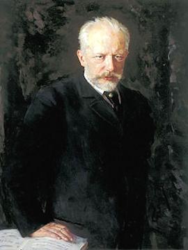 Список произведений П.И.Чайковского