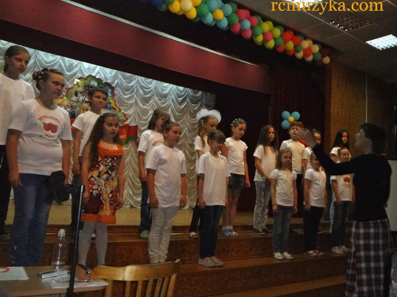 Журавинка - концерт