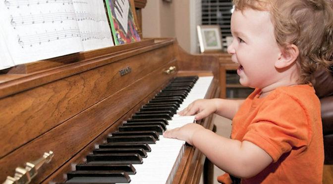 Как выявить музыкальные способности у ребенка