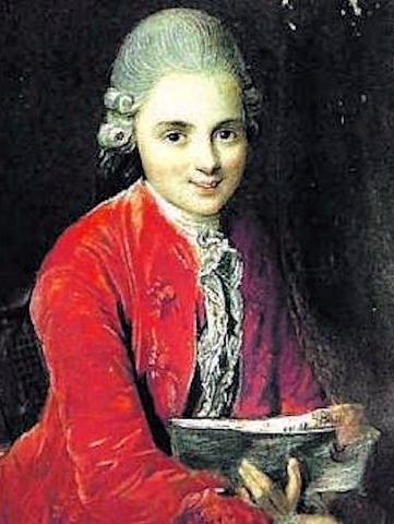 Юношеский период жизни Моцарта