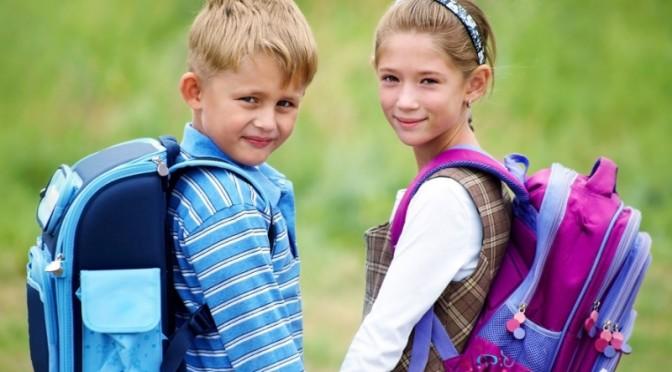Адаптация детей к школе после летних каникул