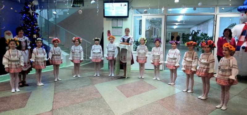 """Ансамбль белорусской песни """"Спадчына"""""""""""