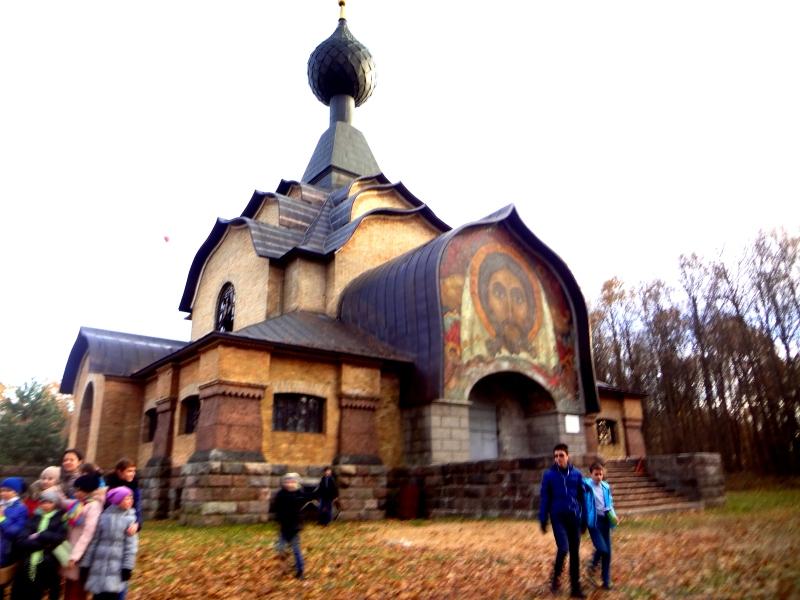 Фленово-Талашкино - Церковь Святого Духа