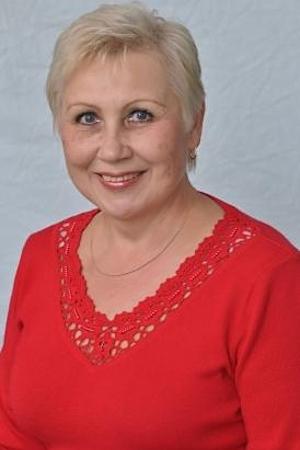 Лютаревич Ольга Леонидовна