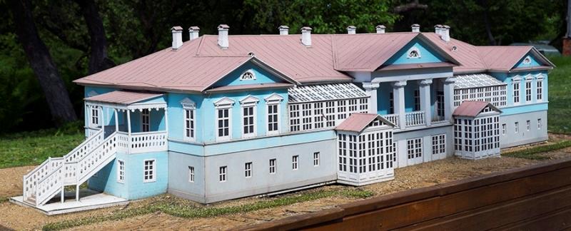 Усадьба Фленово-Талашкино