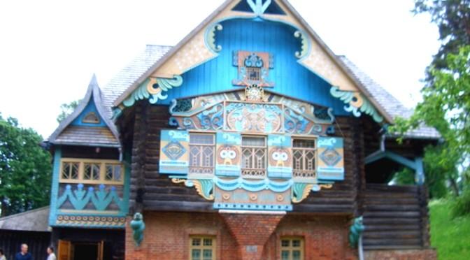Усадьба Фленово-Талашкино — Теремок