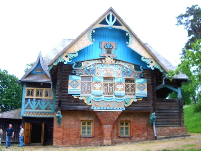 Усадьба Фленово-Талашкино-Теремок