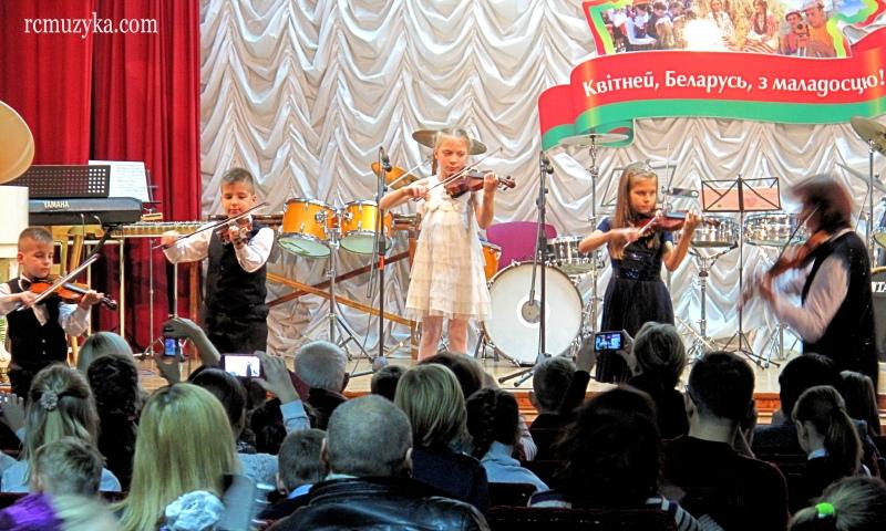 Фестиваль инструментальных ансамблей