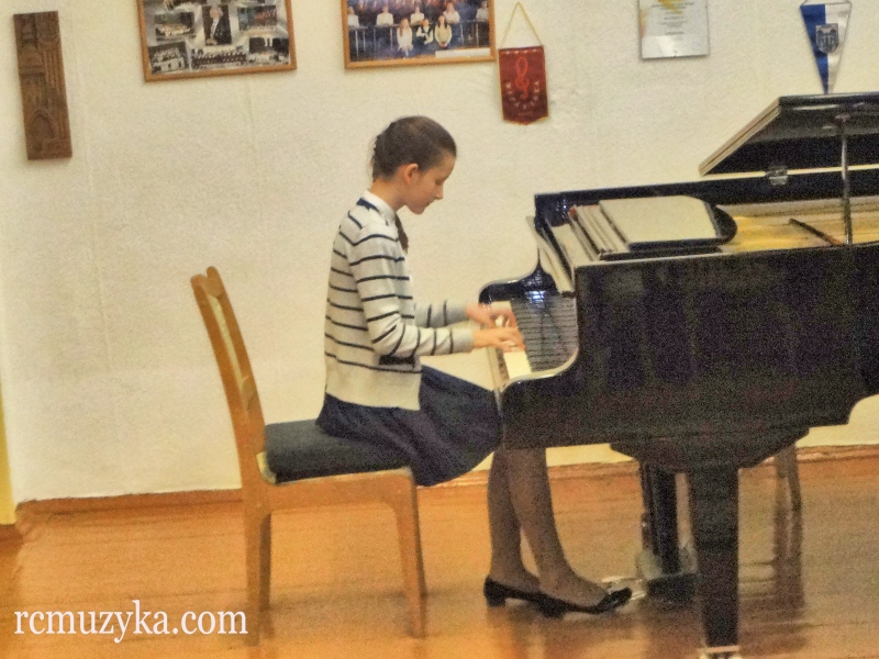 Концерт класса Александры Александровны Вдовиченко