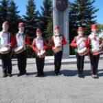 Группа барабанщиков