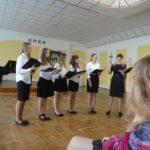 Куцелай Л.Я. в Брестском музыкальном колледже
