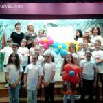 Школьный лагерь с Журавинкой - концерт
