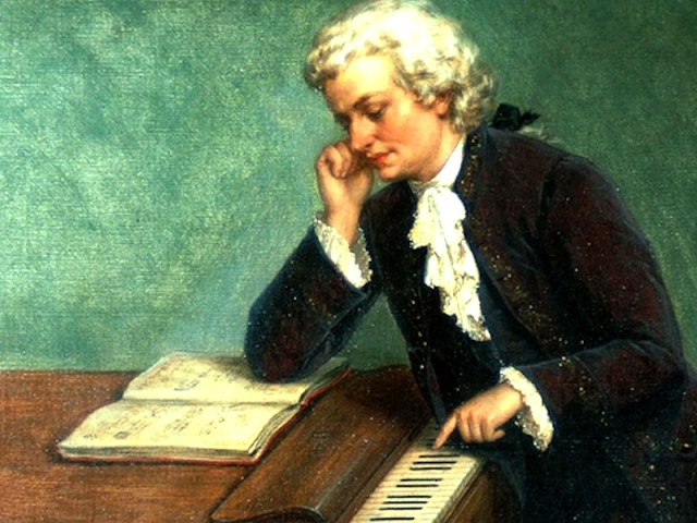 К 260-летию В.А.Моцарта