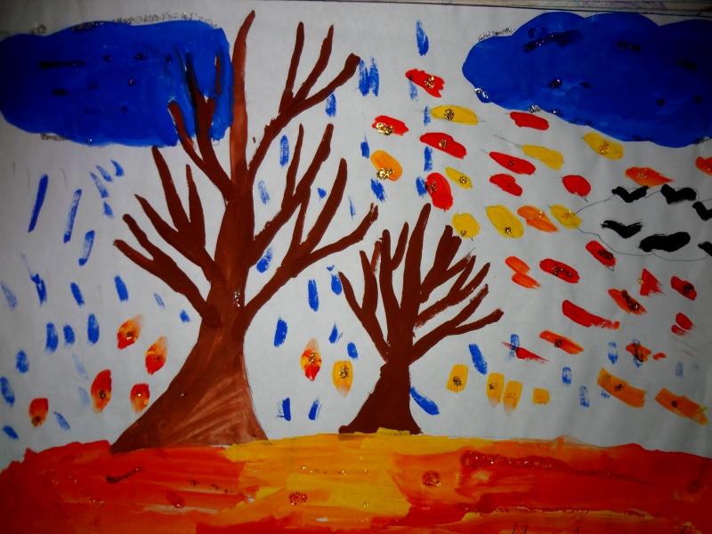 Осенняя песенка