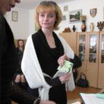 Жеребьевка на конкурсе - Гришкевич Ж.М., Тумкевич М.Г.
