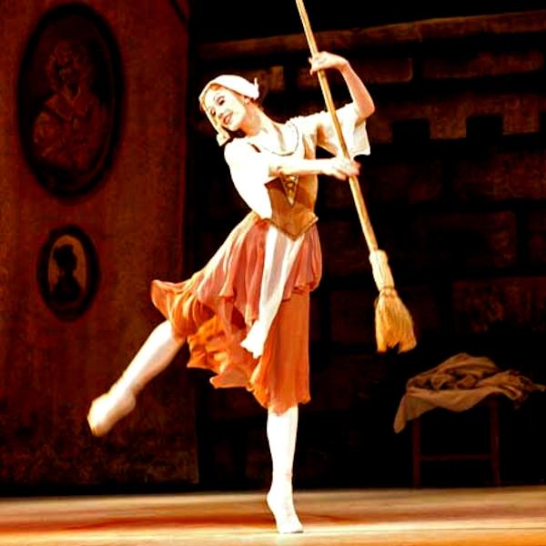 Золушка, балет — С. Прокофьев