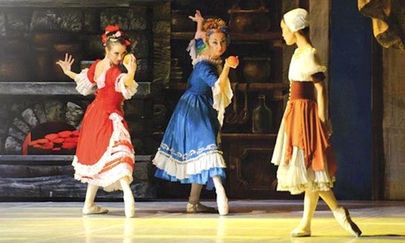 Прокофьев — сцена из балета Золушка