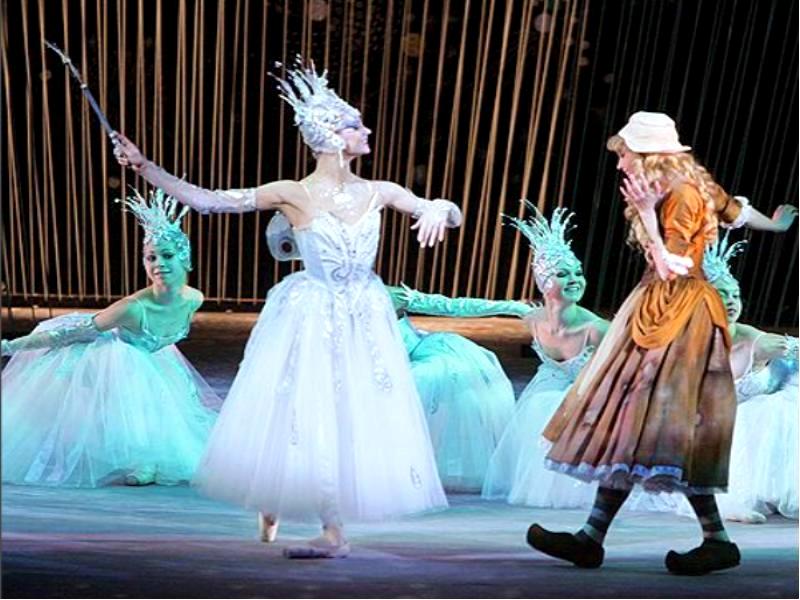 Золушка — сцена из балета