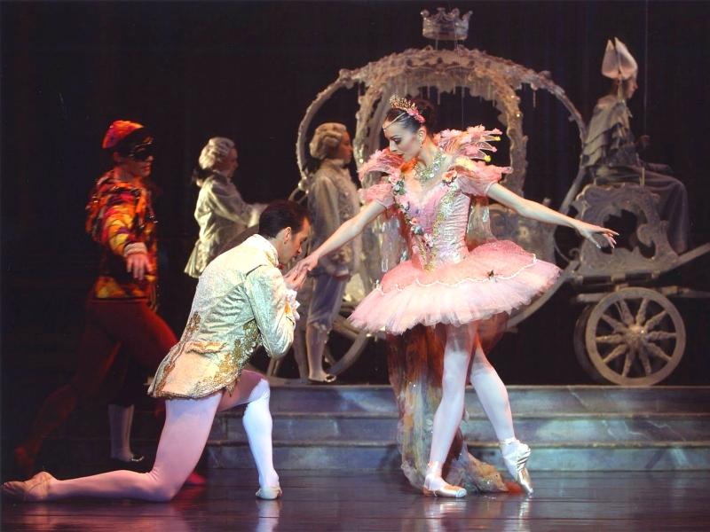 С. Прокофьев Золушка — сцена из балета
