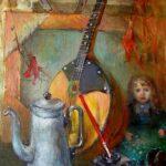 домра в живописи 15