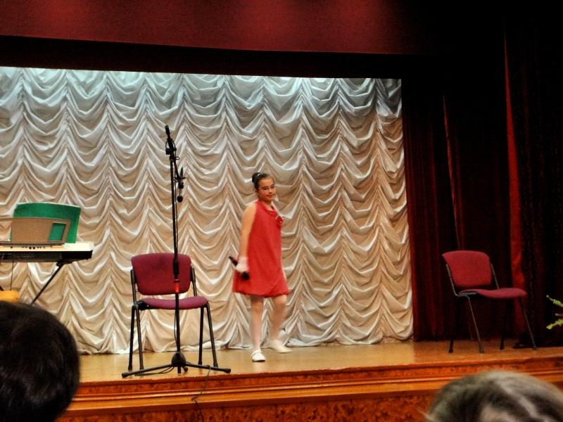 """Летний лагерь """"Журавинка-2016"""" - отчетный концерт"""