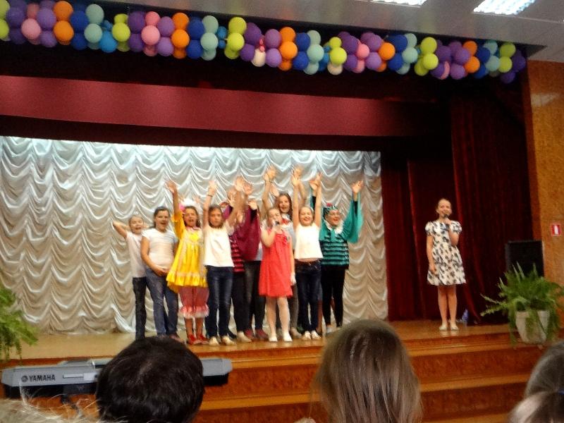"""Концерт летнего лагеря """"Журавинка-2016"""""""