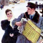 Аркадий Александрович Пластов (1893-1972) Молодые
