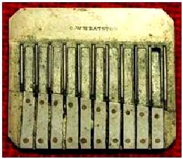 язычковый инструмент Бушмана