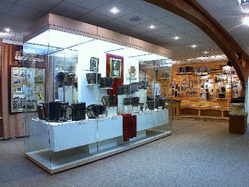 Музей гармони в Москве1