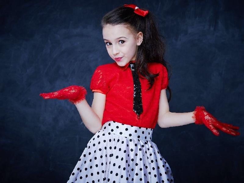 Руслана Панчишина представит Беларусь на конкурсе Детская Новая волна-2016