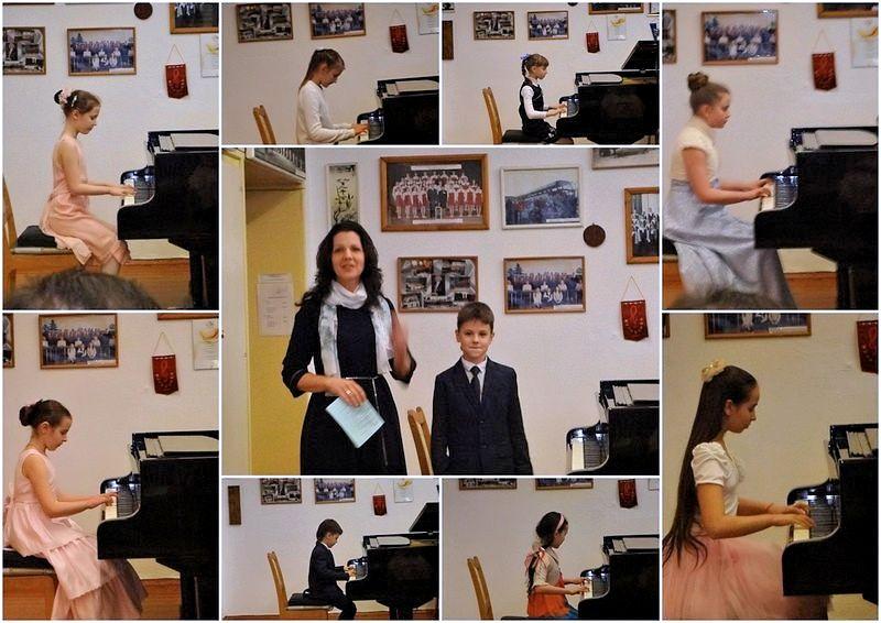 Класс С.Ю. Кузнецовой — концерт