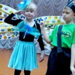"""Стрекоза и Муравей. Театр песни """"Веселинка"""" 2017год"""