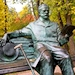 памятник Чайковскому в Клину