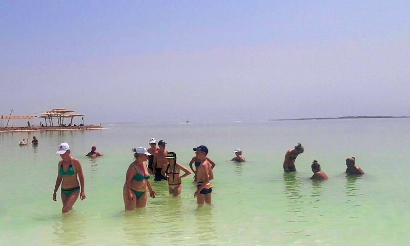 Экзотика Мертвого моря