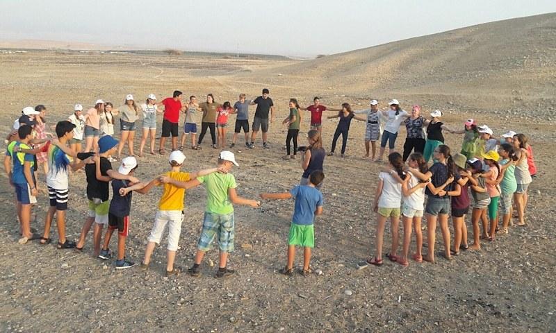 Хороводы в пустыне