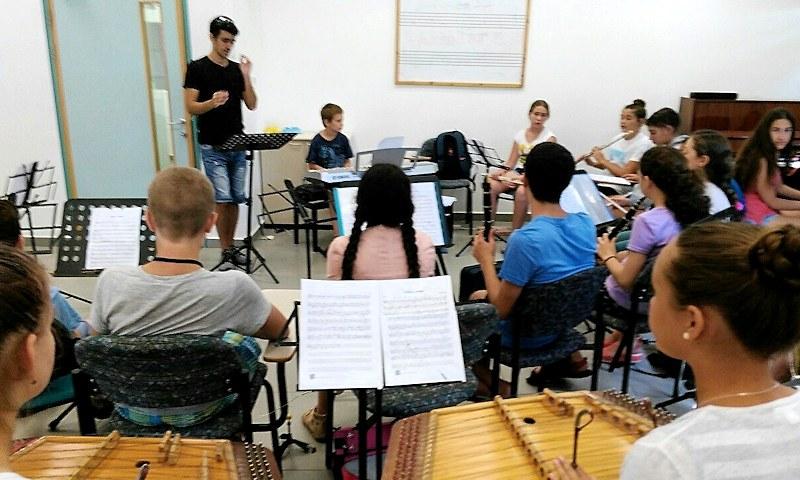 Репетиция оркестра - Нир